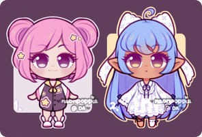 Set Price Adopts - CLOSED by neonpoppie
