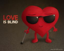 Love is Blind by KellerAC