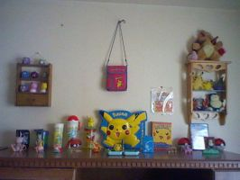 My Pokemon collection by Itachi2007