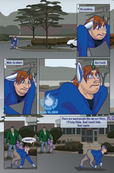The New Normal - Prologue Page 6 by SonicSpirit128