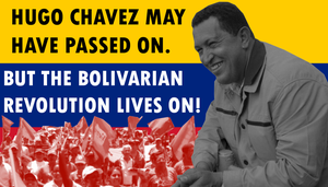 The Legacy of Hugo Chavez by Party9999999