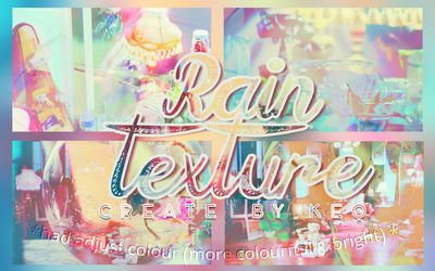 #KEQ 14 RAIN Texture Pack ( more colourfull ) by MaroonQing