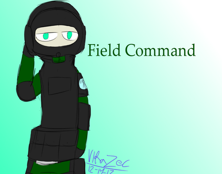 Field Command by RealVirus86