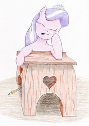 Snoozing by AmbroseButtercrust