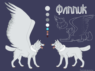 Qannuk ref 2015 by DenimBirdie