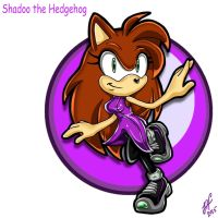 .:REQUEST:. Shadoo the Hedgehog by SonicFF