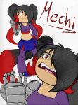 .: SSP R1 - Mechi's Return :. by LeenaZenyo