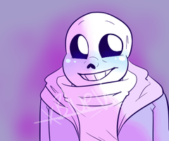 Soft colored sans by AndHisPalMugMan