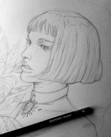 WIP - Mathilda by thefreshdoodle