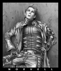 Vash the Stampede by DaleNorvell
