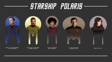 Captains of the Polaris by thefirstfleet