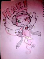 i have more fangirls than you do IQ points by royalraptors