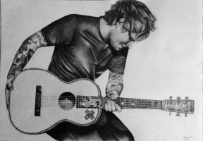 Ed Sheeran by aracing