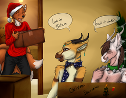 25 Days of Christmas - Day 2 by LindsayPrower