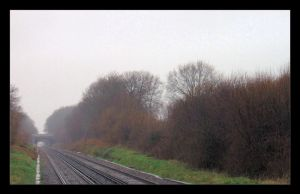 English 1 - Railway by floydiac