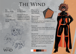 Ref - The Wind by Kayra-Wolfy