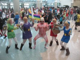 Anime Expo 2013 110 by iancinerate