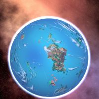 PLANET THALAZ, Continent Nyrdald by Freak-Angel56