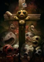 The Binding of Isaac by SpineBender