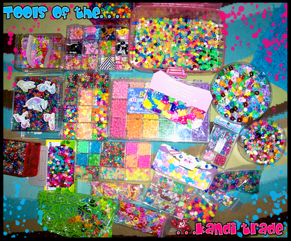 Tools of the... ...Kandi Trade by BloodCross