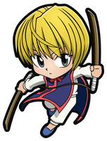 Kurapika Chibi by gaston-gaston