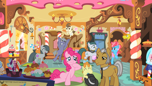 A Potluck of Cakes and Pies by Firestorm-CAN