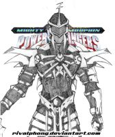 MMPR 4 - New Lord Zedd by rivalphong