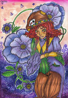 Welcome To Wonderland . Mad Hatter by CatiProjectC