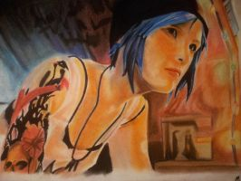 Chloe from Life is strange by mchofmann