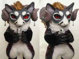 Commission: Riyoko Doll by SPoppet