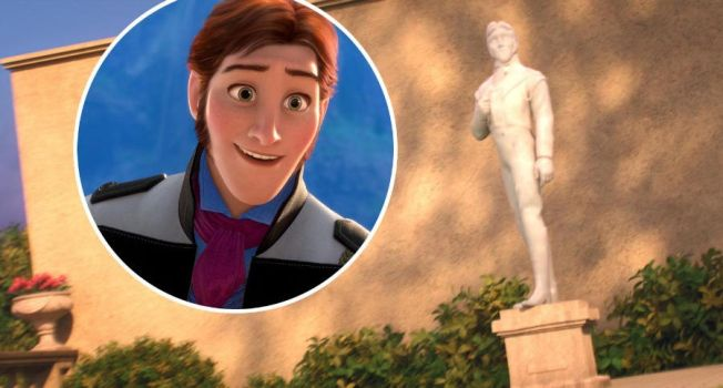 hans statue by artisticflairdrops