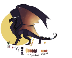 Nightwing Adopt #7 - CLOSED by Bronze-Adopts