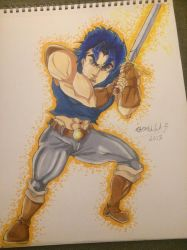 Jonathan Joestar by I-Am-The-Cold