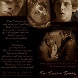 The Crouch Family-Our Farewell by Barty-Crouch-Jr-Club