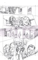 THE STARS 4 - Page 11 Pencils by KurtBelcher1