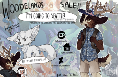 FOLLOW YOUR HEART SALE - story!! by woodelands
