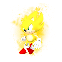 Road to Mania: Classic Super Sonic by JaysonJeanChannel