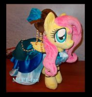 Pirate Fluttershy by calusariAC