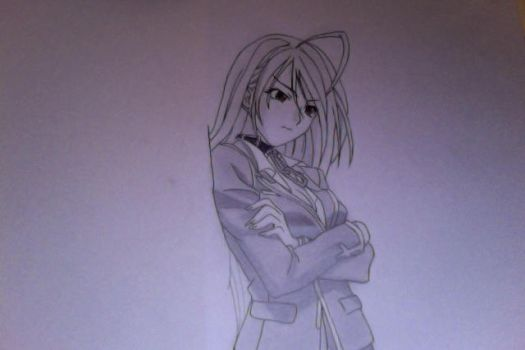 Rosario+Vampire by haroforce