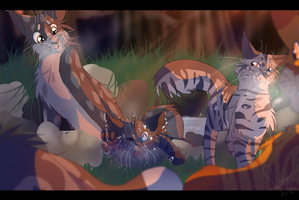 I'm Okay! (Warrior Cats) by WarriorCat3042