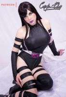 Psylocke08 by DarkTifaStrife