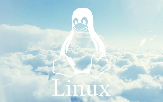 Linux Cloud by rstreeter