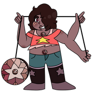 Smoky Quartz by Mini-meggy-chan