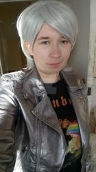 Quick Quicksilver cosplay by Londonexpofan