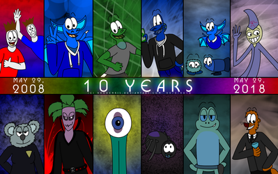 10 Years by Rhodenris