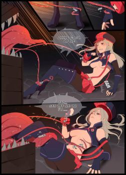 The God Eater P2 by ApexDiner
