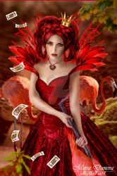 Red Queen by anais-anais61