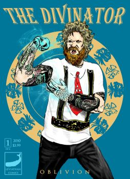Brent Hinds: The Divinator by Cysquatch93