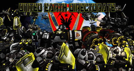 United Earth Directorate by AVModels
