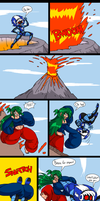 PLANET AFL ROUND 1: Thunder Nitro Page 3 by SHITFORBRAINSCHAN